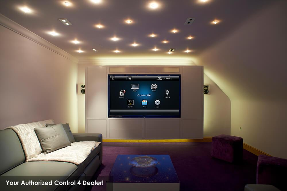 Home Theater Tomball TX | Home Automation & Media Rooms with Audio ...